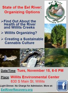 Eel River Project Event